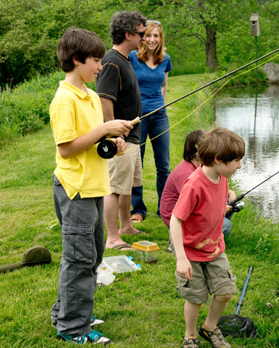 Family Friendly Fishing