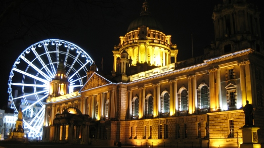 City Hall And The Belfast