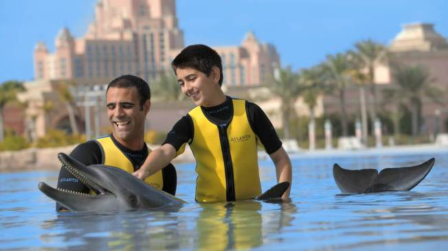 Dolphin Bay Dubai