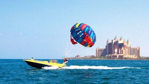 parasailing dubai