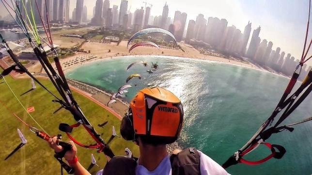 Power Parachuting Dubai