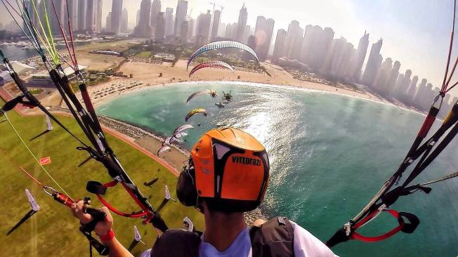 Power Parachuting Dubai